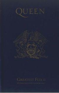 Cover Queen - Greatest Flix II [DVD]